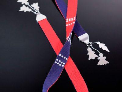 collar-textil-tachitas-rojo-azul-4